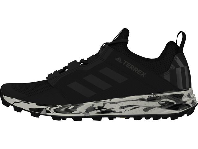 adidas TERREX Speed LD Trailrunning Schoenen Lightweight Heren, zwart